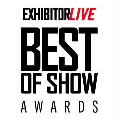 EXHIBITORLIVE 2019 Best of show awards