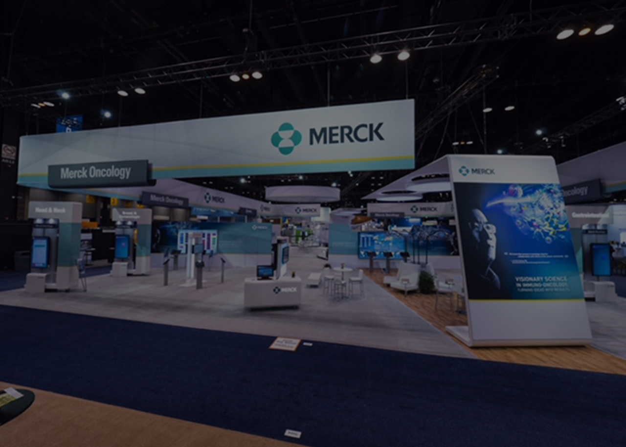 Merck Oncology Exhibit