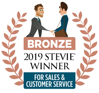 SASCS19_Bronze_Winner Stevie Award