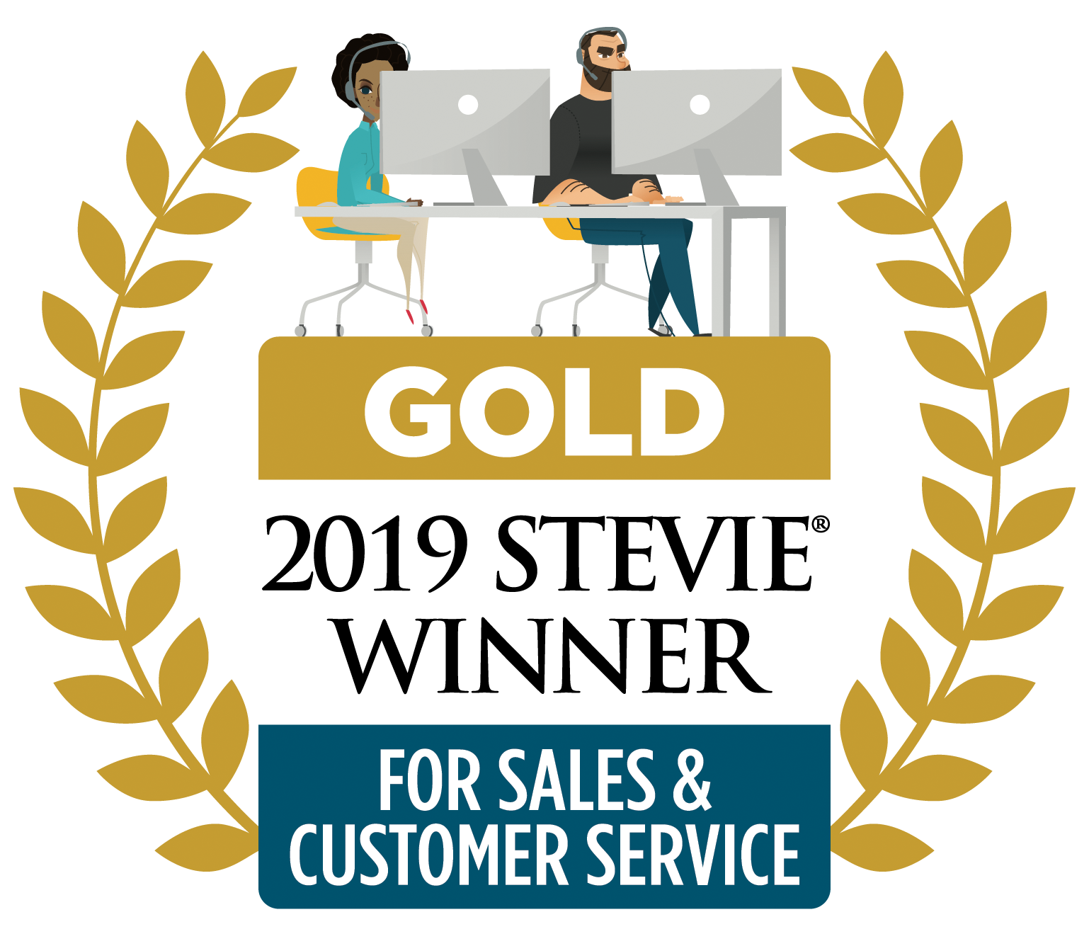 2019 Stevie Awards for Sales & Customer Service