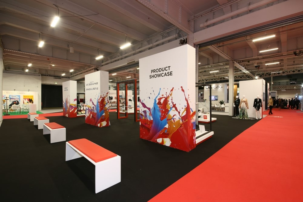 Simple Show Ready Exhibition stand