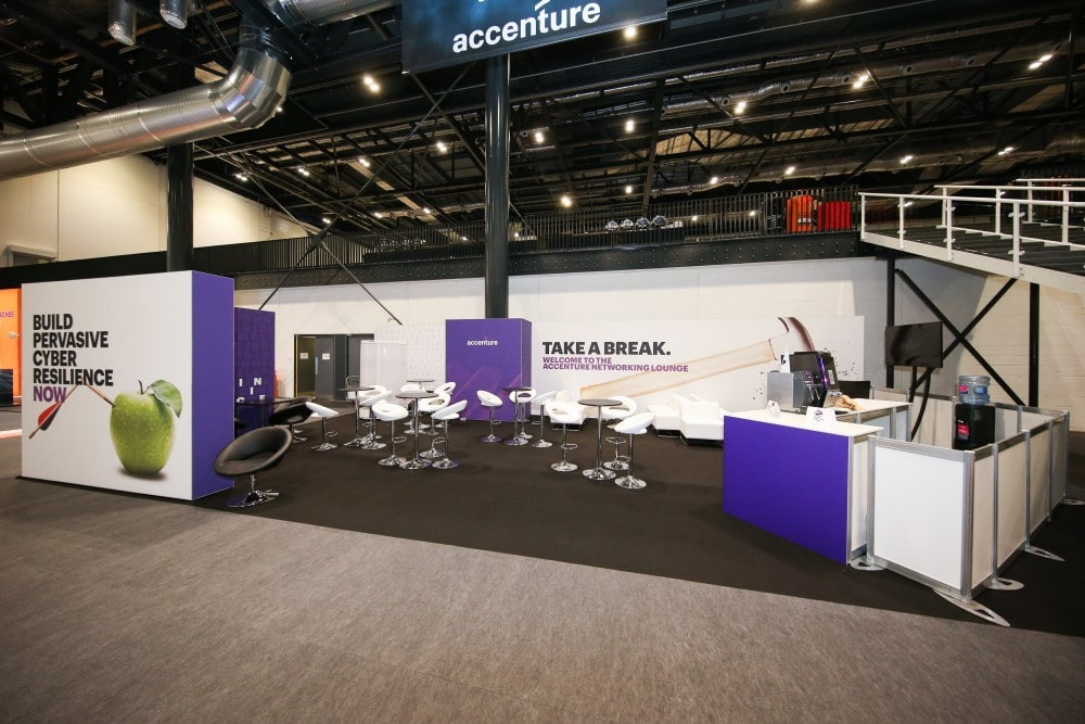 Sustainable Show Ready Exhibition Features